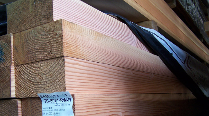 Douglas Fir Lumber: One of the Strongest Softwoods