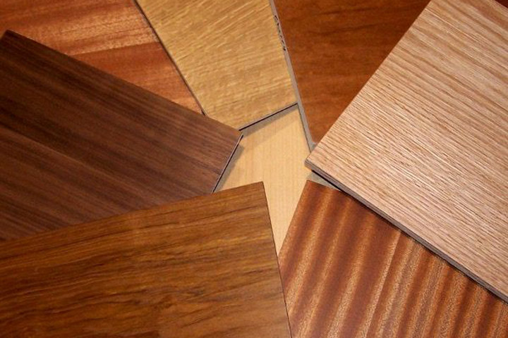 plywood board samples